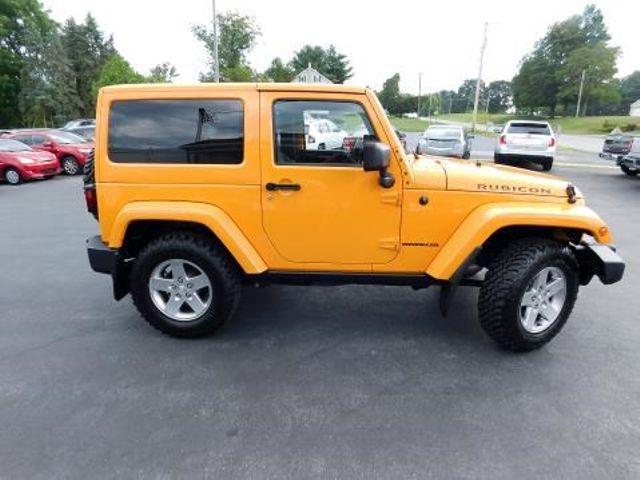 2012 Jeep Wrangler Rubicon Ephrata, PA 2