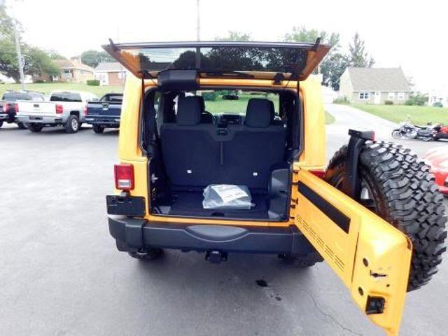 2012 Jeep Wrangler Rubicon Ephrata, PA 21