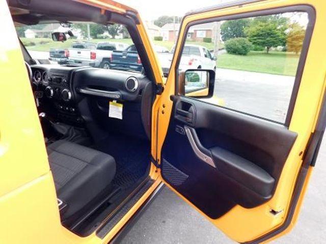 2012 Jeep Wrangler Rubicon Ephrata, PA 23