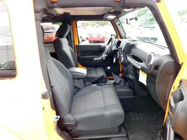2012 Jeep Wrangler Rubicon Ephrata, PA 24
