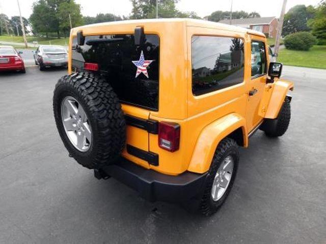 2012 Jeep Wrangler Rubicon Ephrata, PA 3