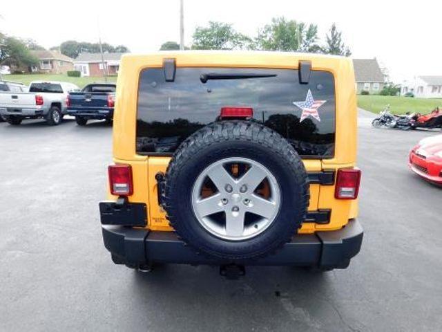 2012 Jeep Wrangler Rubicon Ephrata, PA 4