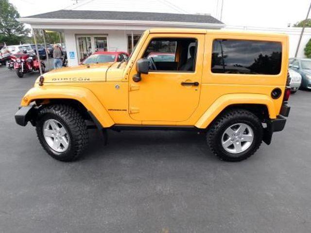 2012 Jeep Wrangler Rubicon Ephrata, PA 6