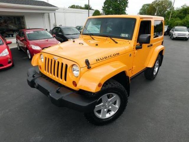 2012 Jeep Wrangler Rubicon Ephrata, PA 7
