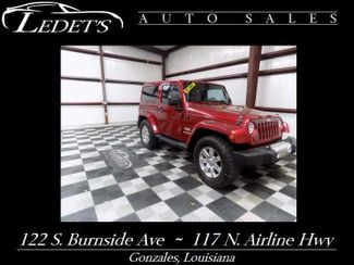 2012 Jeep Wrangler in Gonzales Louisiana