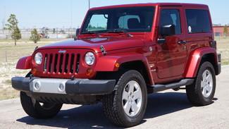 2012 Jeep Wrangler in Lubbock Texas