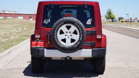 2012 Jeep Wrangler Sahara | Lubbock, Texas | Classic Motor Cars in Lubbock, Texas