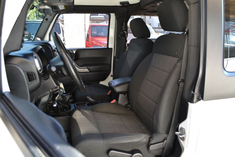 2012 Jeep Wrangler Sport  city New  Father  Son Auto Corp   in Lynbrook, New