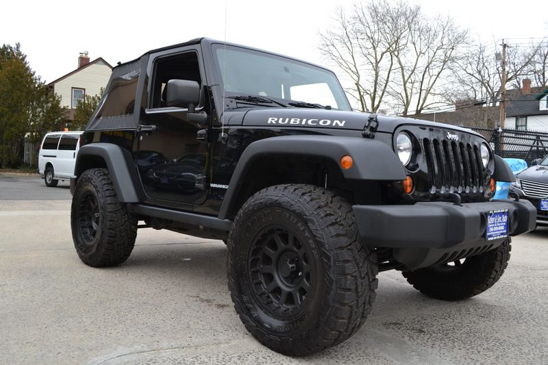 2012 Jeep Wrangler Rubicon  city New  Father  Son Auto Corp   in Lynbrook, New