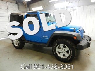2012 Jeep Wrangler Sport in  Tennessee