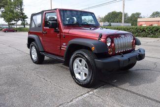 2012 Jeep Wrangler Sport Memphis, Tennessee 1