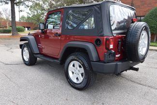 2012 Jeep Wrangler Sport Memphis, Tennessee 7