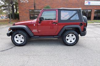 2012 Jeep Wrangler Sport Memphis, Tennessee 22