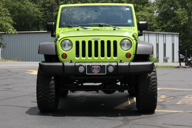2012 Jeep Wrangler Sport Mooresville , NC 1