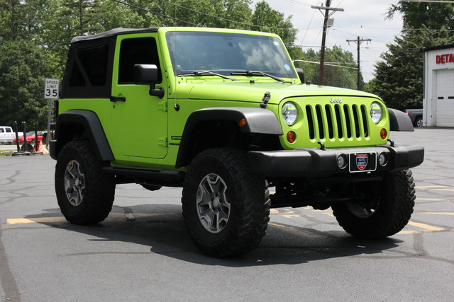 2012 Jeep Wrangler Sport Mooresville , NC 2