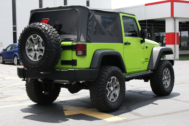 2012 Jeep Wrangler Sport Mooresville , NC 4