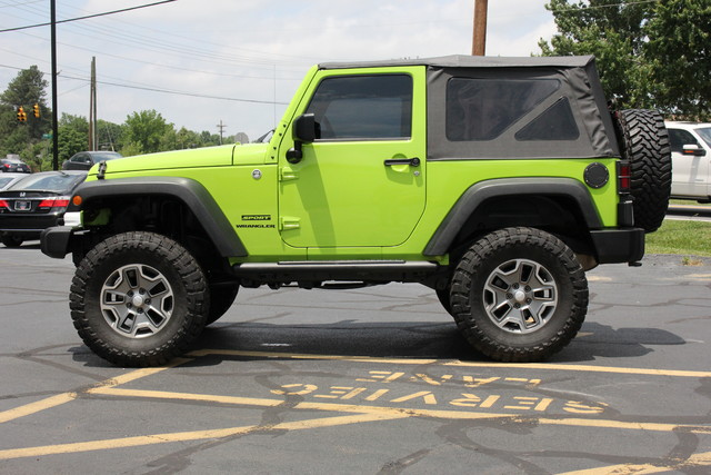 2012 Jeep Wrangler Sport Mooresville , NC 7