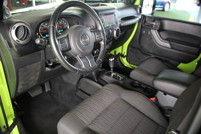 2012 Jeep Wrangler Sport Mooresville , NC 9