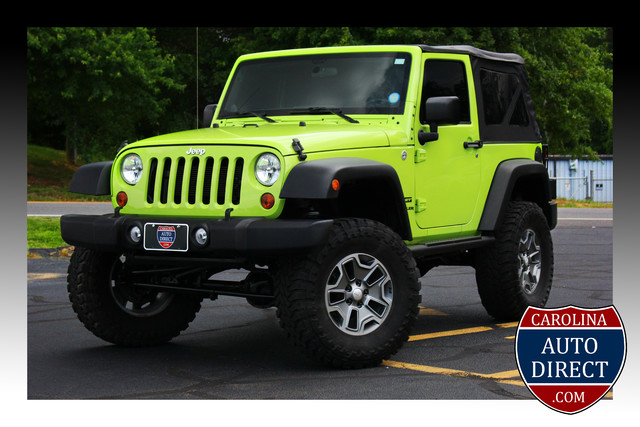 2012 Jeep Wrangler Sport Mooresville , NC 0