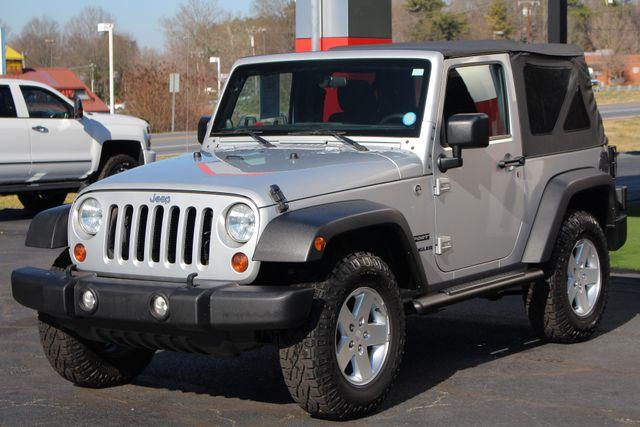 2012 Jeep Wrangler Sport 4X4 - BLACK APPEARANCE PKG! Mooresville , NC 23