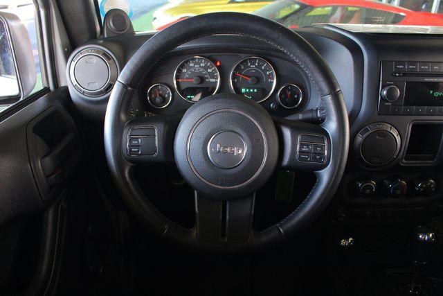 2012 Jeep Wrangler Sport 4X4 - BLACK APPEARANCE PKG! Mooresville , NC 5