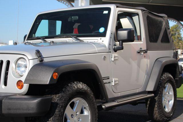 2012 Jeep Wrangler Sport 4X4 - BLACK APPEARANCE PKG! Mooresville , NC 27