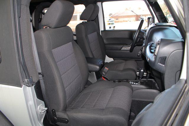 2012 Jeep Wrangler Sport 4X4 - BLACK APPEARANCE PKG! Mooresville , NC 14