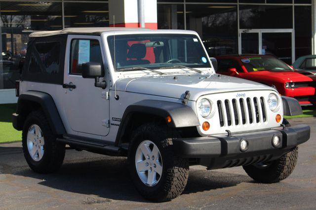 2012 Jeep Wrangler Sport 4X4 - BLACK APPEARANCE PKG! Mooresville , NC 22