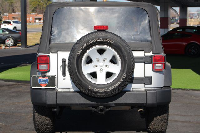 2012 Jeep Wrangler Sport 4X4 - BLACK APPEARANCE PKG! Mooresville , NC 18