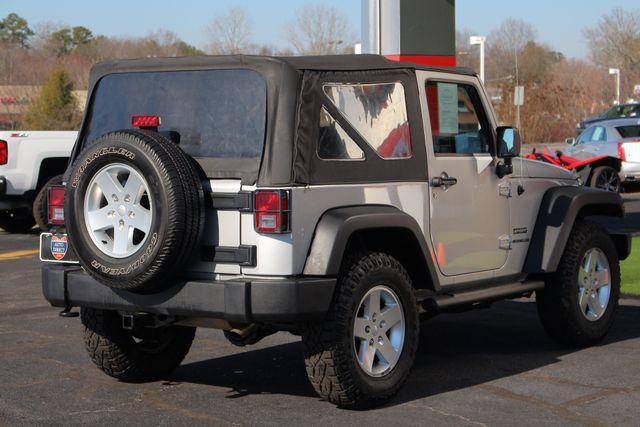 2012 Jeep Wrangler Sport 4X4 - BLACK APPEARANCE PKG! Mooresville , NC 24