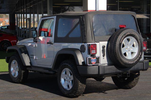 2012 Jeep Wrangler Sport 4X4 - BLACK APPEARANCE PKG! Mooresville , NC 25