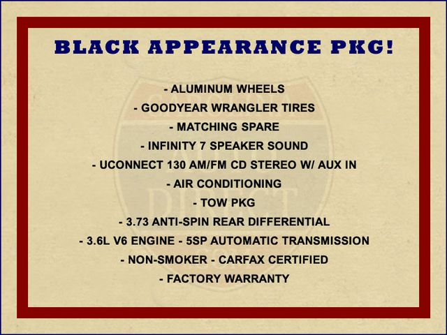 2012 Jeep Wrangler Sport 4X4 - BLACK APPEARANCE PKG! Mooresville , NC 1