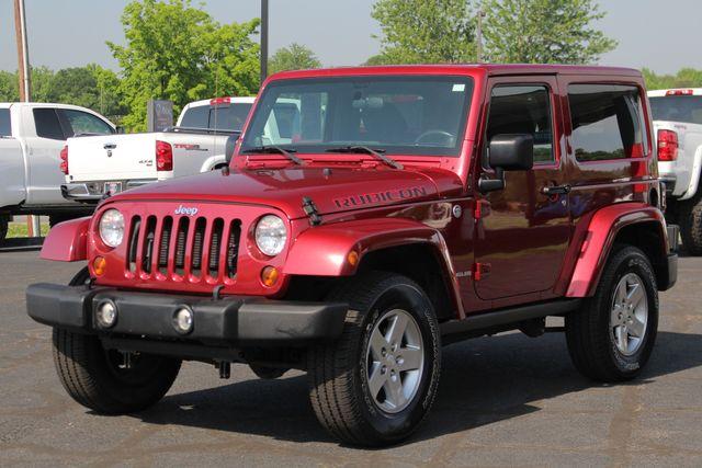 2012 Jeep Wrangler Rubicon 4X4 - POWER PKG - BLUETOOTH! Mooresville , NC 22