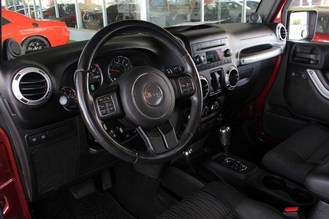 2012 Jeep Wrangler Rubicon 4X4 - POWER PKG - BLUETOOTH! Mooresville , NC 29