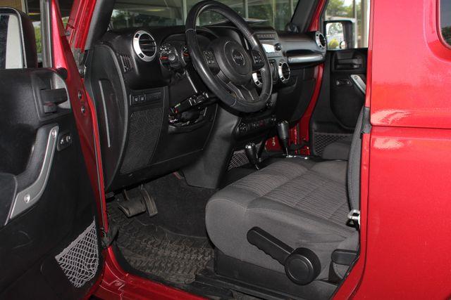 2012 Jeep Wrangler Rubicon 4X4 - POWER PKG - BLUETOOTH! Mooresville , NC 28