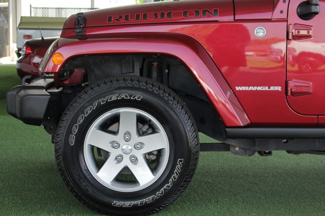 2012 Jeep Wrangler Rubicon 4X4 - POWER PKG - BLUETOOTH! Mooresville , NC 19