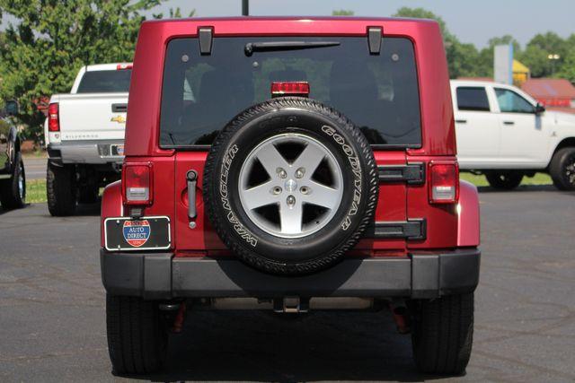 2012 Jeep Wrangler Rubicon 4X4 - POWER PKG - BLUETOOTH! Mooresville , NC 16