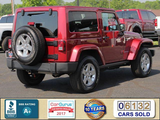 2012 Jeep Wrangler Rubicon 4X4 - POWER PKG - BLUETOOTH! Mooresville , NC 2