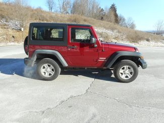2012 Jeep Wrangler Sport New Windsor, New York