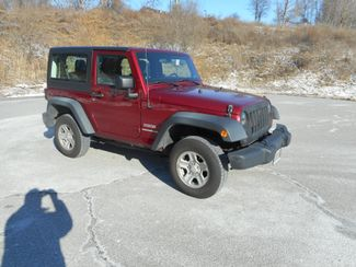 2012 Jeep Wrangler Sport New Windsor, New York 1