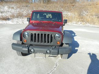 2012 Jeep Wrangler Sport New Windsor, New York 10