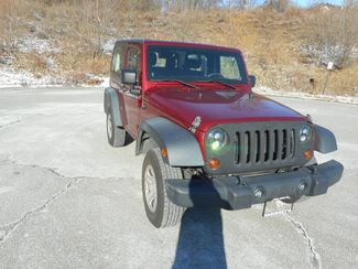 2012 Jeep Wrangler Sport New Windsor, New York 11