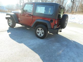 2012 Jeep Wrangler Sport New Windsor, New York 6