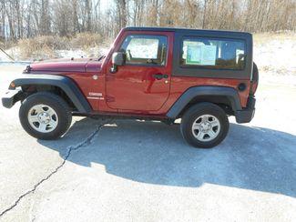2012 Jeep Wrangler Sport New Windsor, New York 7
