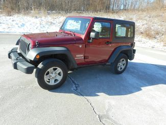 2012 Jeep Wrangler Sport New Windsor, New York 8