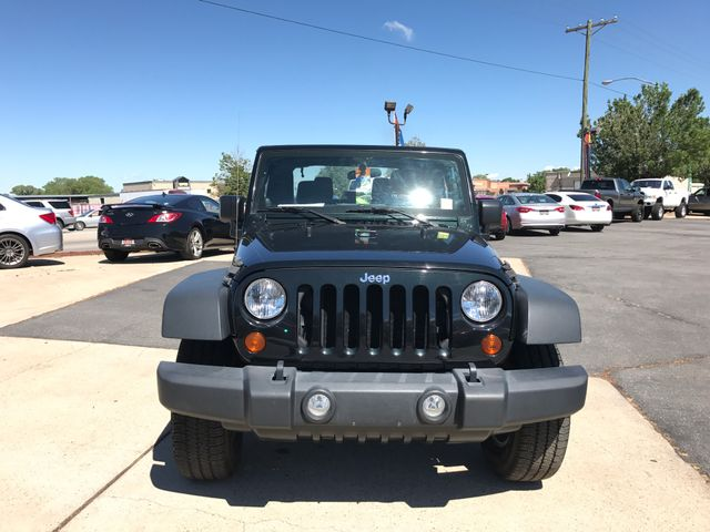 2012 Jeep Wrangler Sport Ogden, Utah 7