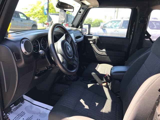 2012 Jeep Wrangler Sport Ogden, Utah 9