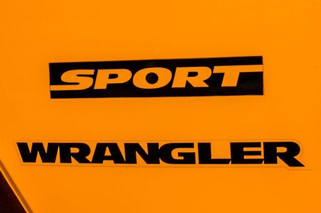 2012 Jeep Wrangler Sport Reseda, CA 45