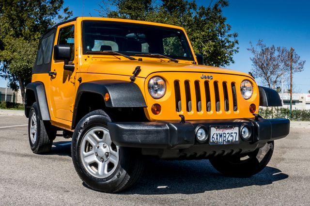 2012 Jeep Wrangler Sport Reseda, CA 41