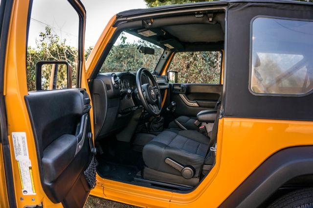 2012 Jeep Wrangler Sport Reseda, CA 13